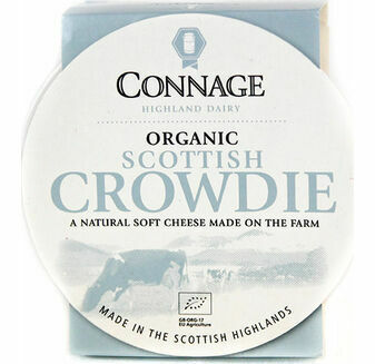Connage Highland Dairy Organic Scottish Crowdie Soft Cheese (160g)