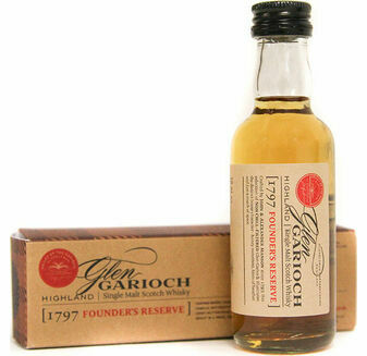 Glen Garioch Founders Reserve Whisky Miniature (5cl)