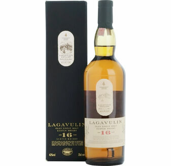 Lagavulin 16 Year Old Single Malt Scotch Whisky (20cl)