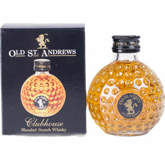 Old St. Andrews Distillery Clubhouse Whisky Miniature (5cl)