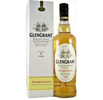 Glen Grant Distillery The Major's Reserve Scotch Whisky (70cl)