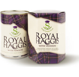 Stahlys Royal Haggis with Venison