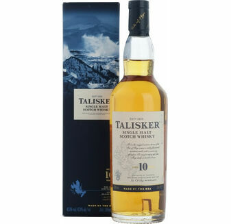 Talisker 10 Year Old Single Malt Scotch Whisky (20cl)