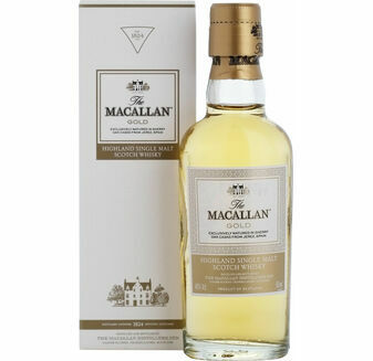 The Macallan Gold Whisky miniature 5cl