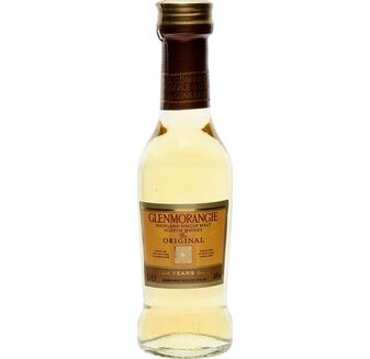 Glenmorangie 10 Year Old Whisky Miniature 5cl