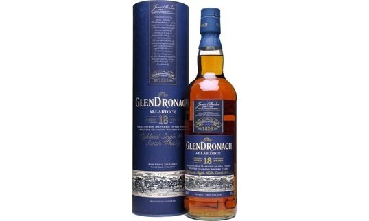 GlenDronach Allardice 18 Year Old Whisky