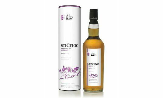 AnCnoc 18 Year Old Highland Single Malt