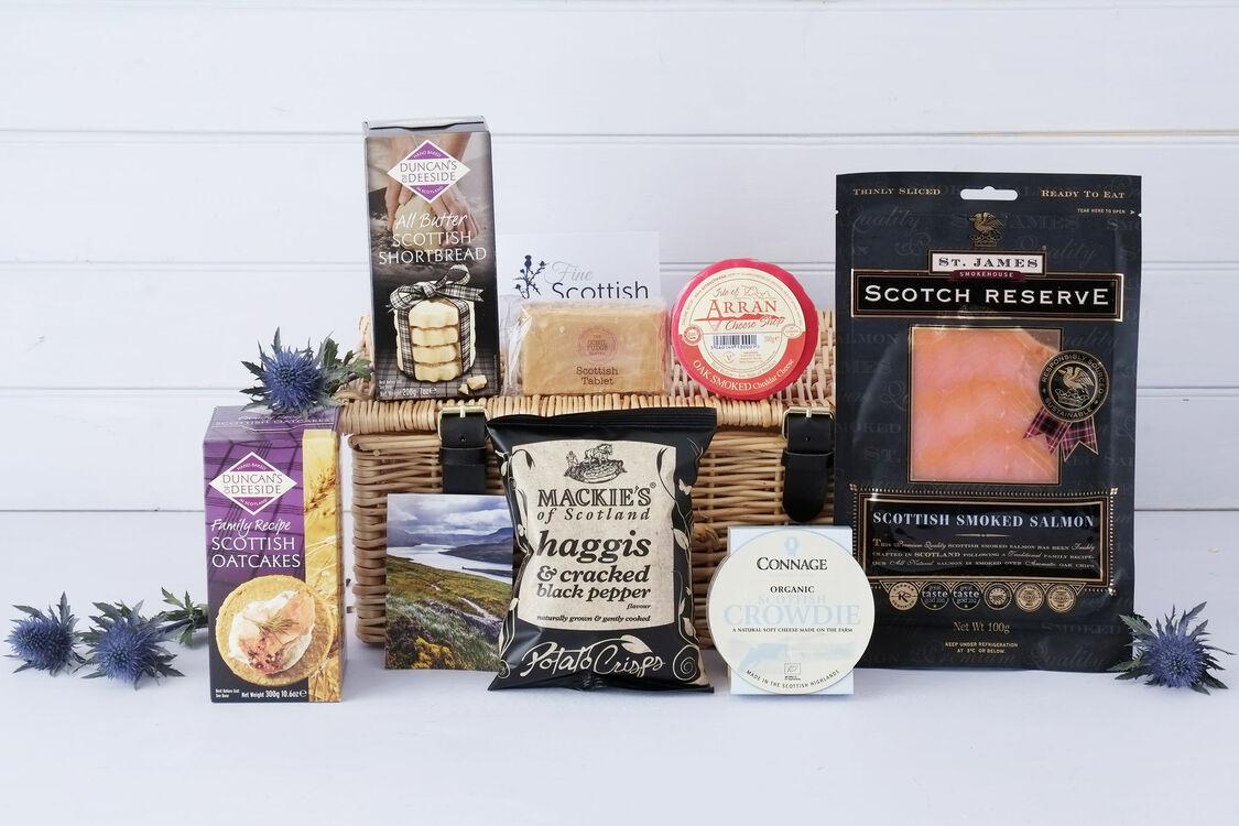 Scottish Food Favourites Gift Hamper