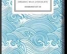 Coco Chocolatier Hazelnut & Isle of Skye Sea Salt Organic Milk Chocolate Bar additional 1