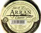 Island Cheese Company Waxed Truckle of Arran Mustard Cheese 200g additional 1
