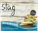 Stag Stornoway Seaweed Water Biscuits 125g additional 1