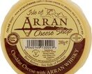 Island Cheese Company Waxed Truckle of Cheddar Cheese with Arran Malt Whisky additional 1
