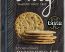 Stag Salt and Black Pepper Water Biscuits additional 1