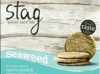 Stag Stornoway Seaweed Oatcakes (125g) additional 1