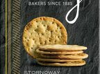 Stag Stornaway Water Biscuits with Parmesan & Garlic (150g) additional 1