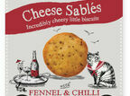 Pea Green Boat Cheese Sablés with Fennel & Chilli (80g) additional 1