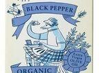 Island Bakery Black Pepper Organic Oatcakes (135g) additional 1