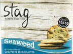 Stag Stornoway Seaweed Water Biscuits (125g) additional 1