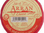 Island Cheese Company Waxed Truckle of Oak Smoked Cheddar Cheese (200g) additional 1