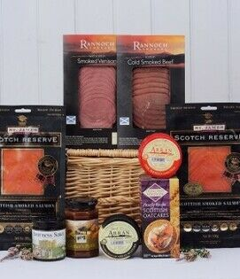 Scottish Salmon Hampers