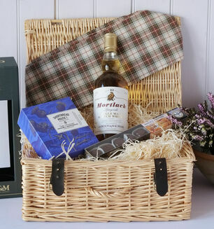 Mortlach 21 Year Old Whisky Hamper