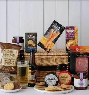 The Happy Scottish Hamper