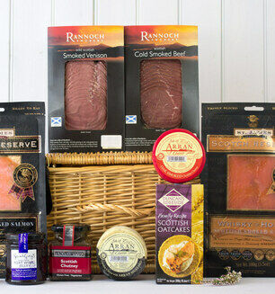 The Smokehouse Scottish Hamper