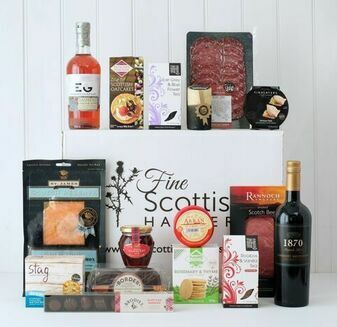 Scottish Contemporary Feast Hamper