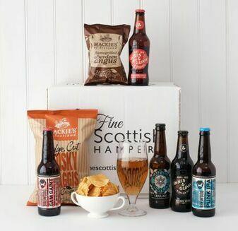 The Scottish Brewery Hamper