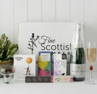 Champagne Celebration Hamper\