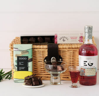The Gin & Chocolate Hamper