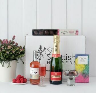 Scottish Gin Fizz Hamper\