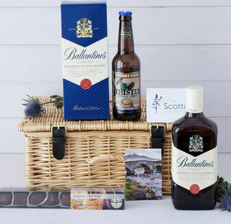 Father\'s Day Taste of Whisky Gift Hamper