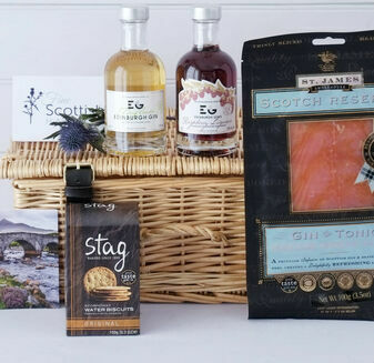 The Gin Lover\'s Gift Hamper