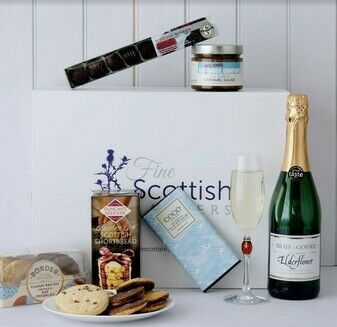 Scottish Sweet Tooth Hamper\