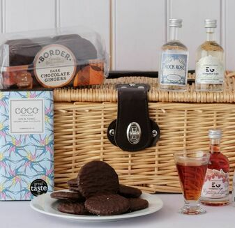 Scottish Gin Treats Hamper
