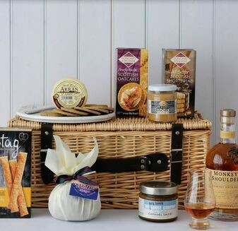 Whisky Supper Hamper