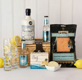 Rock Rose Gin Hamper