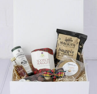 Burns Night In Hamper