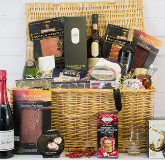 A Fine Scottish Hamper