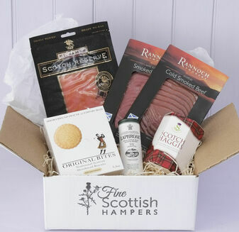 Scotland in a Box for Two Hamper