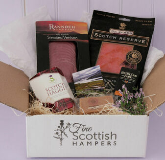 Scotland in a Box Hamper