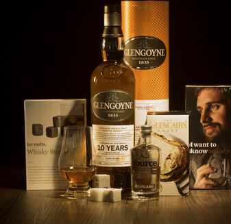 Glengoyne 10 Year Old Whisky Hamper