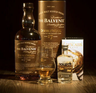 The Balvenie 17 Year Old Whisky Hamper