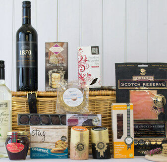 Wine & Dine Gift Hamper