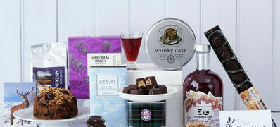 Scottish Gin Hampers - The Perfect Gift