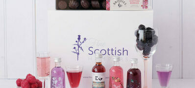 New Gin Hampers at Fine Scottish Hampers