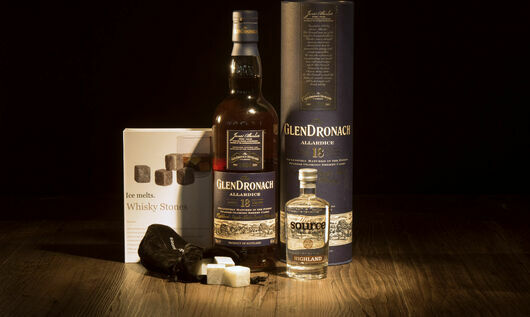 GlenDronach 18 Year Old On The Rocks
