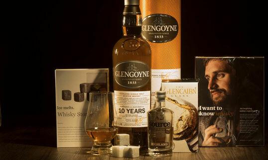 Glengoyne 10 Year Old Whisky Hamper