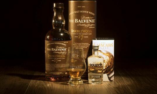 The Balvenie 17 Year Old Whisky Hamper